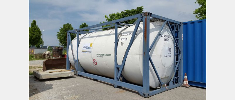 Container Tanks